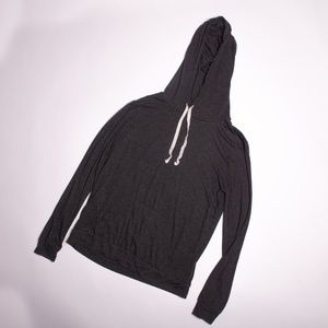 Express One Eleven Thin Hoodie